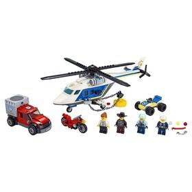 Конструктор «Погоня на полицейском вертолёте»