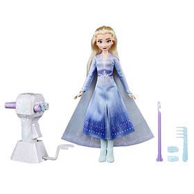 Кукла «Холодное сердце 2. Магия причесок», Disney Frozen, МИКС