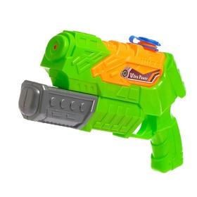 Водный пистолет «Партизан», без курка, 27 см, цвета МИКС
