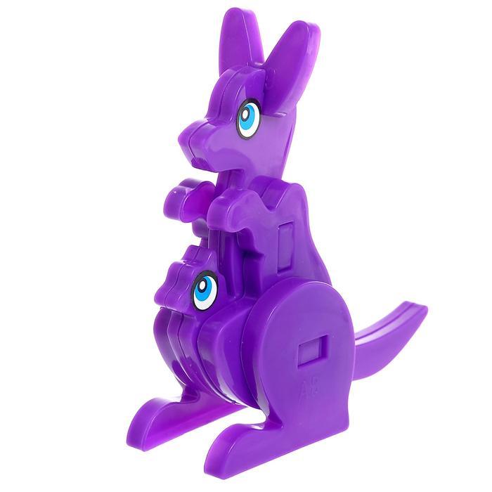 Пазл 3D mini «Крокодил» - фото 105594855