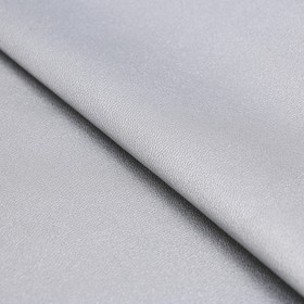 Ткань декоративная кожа для пэчворка «Серебряный дождь», 50 х 70 см