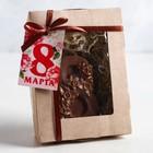 Шоколадная фигурка «8 марта», 80 г
