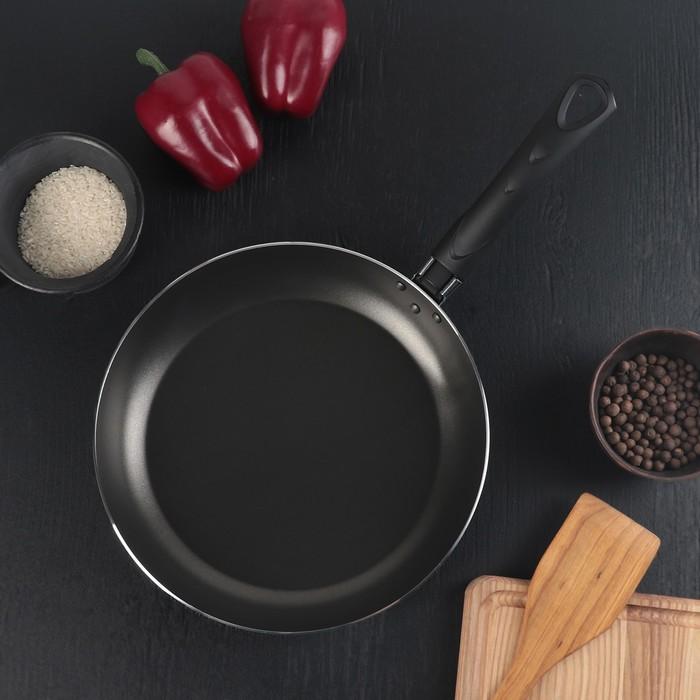 Сковорода 28 см Хит