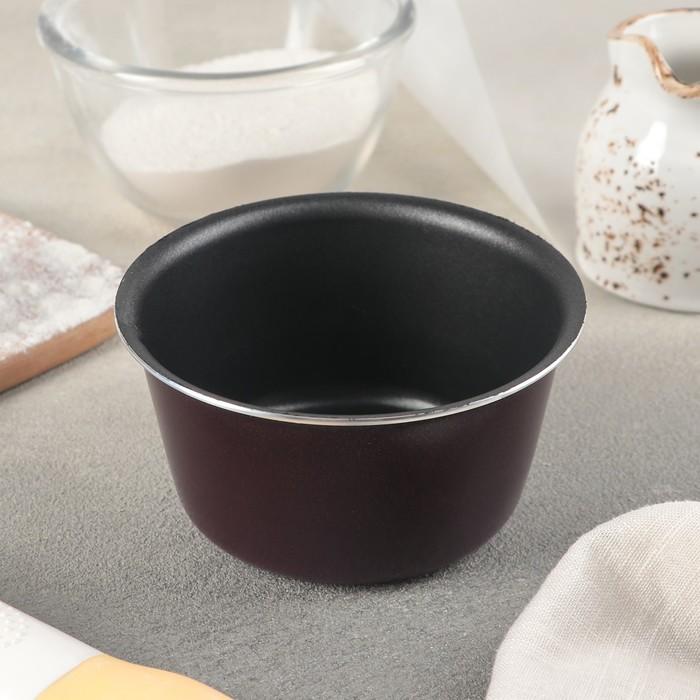 Форма для выпечки кулича «Хит», d=10 см