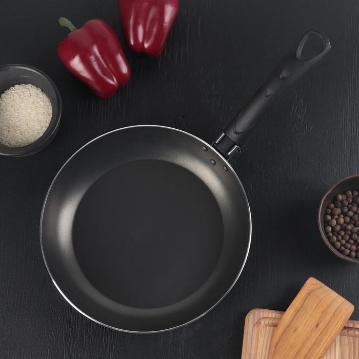 Сковорода 24 см Классика атлас