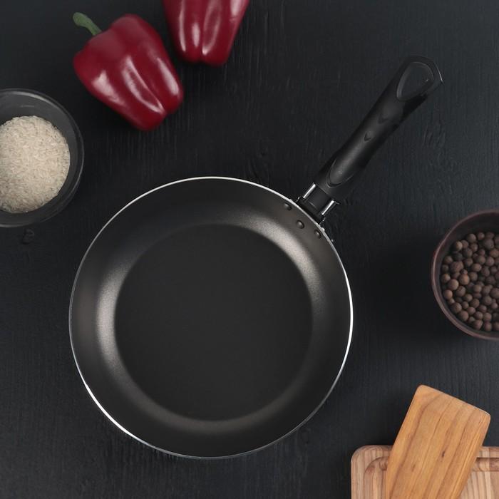 Сковорода «Классика атлас», d=22 см - фото 211207