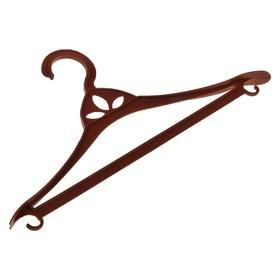 Вешалка-плечики для одежды «Комфорт», размер 44-46, цвет МИКС