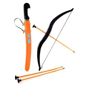 Набор оружия «Кочевник» сабля, лук, 3 стрелы