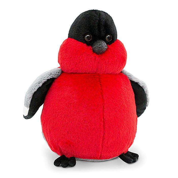 Мягкая игрушка «Снегирь», 22 см - фото 4470731