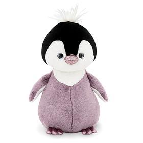 Мягкая игрушка «Пингвинёнок» цвет сиреневый, 22 см