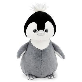Мягкая игрушка «Пингвинёнок», цвет серый, 22 см