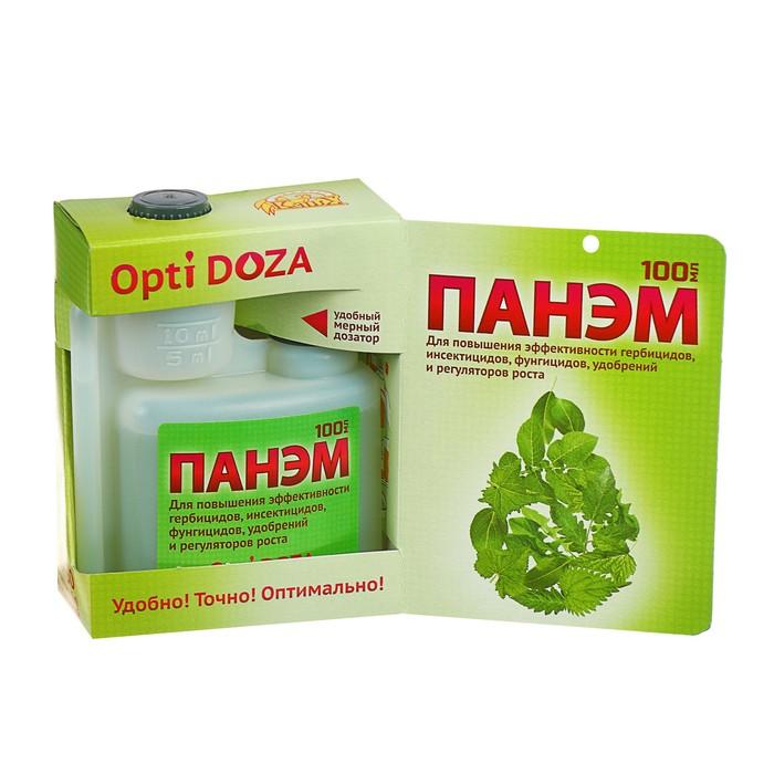 Средство для повышения эффективности удобрений Панэм Opti Doza, флакон, 100 мл
