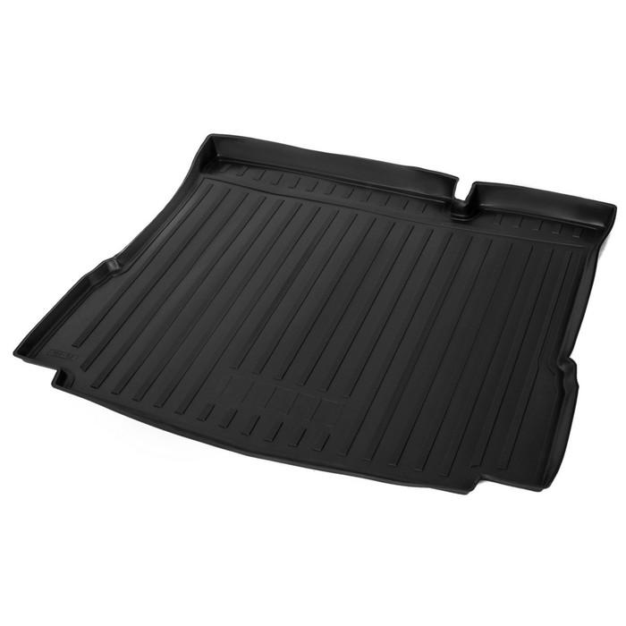 Коврик багажника Rival для Lada Xray Cross без полки, 2018-н.в., полиуретан, 16007002 - фото 7433811