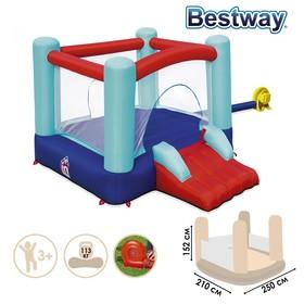 Игровой центр Spring n' Slide, 250 x 210 x 152 см, 53310 Bestway