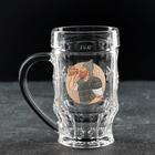 Кружка для пива 500 мл «Пинта. Богатыри», рисунок МИКС