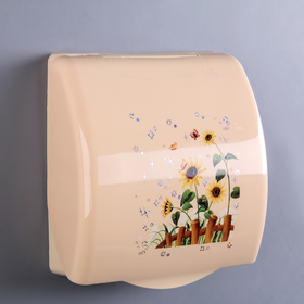 Holder for modern toilet paper, color MIX.
