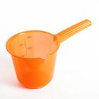 Ковш универсальный, 1,5 литра, цвет МИКС
