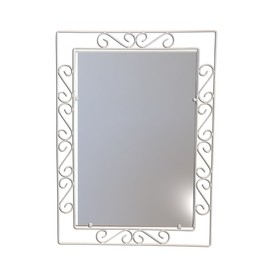 Зеркало навесное Грация, 520x10x720,золотой антик