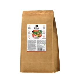 Ионитный субстрат ZION для выращивания овощей (овощных культур), 3,8 кг