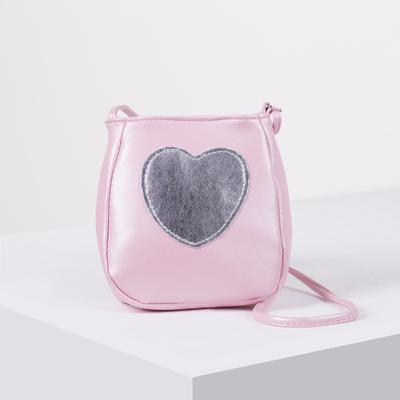 """Bag children's """"Heart"""" patch"""