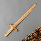 Toy wooden Sword 2х13х55 cm