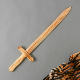 Игрушка деревянная «Меч» 2×13×55 см