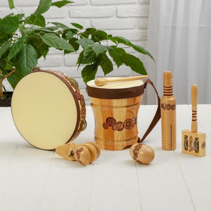 Набор музыкальных игрушек, 22×23×22 см