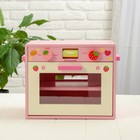 "Educational game ""Oven products"" 35,5х24х29 cm"