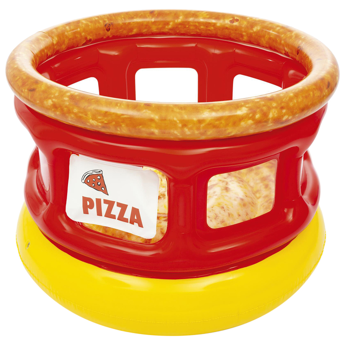 Батут надувной «Пицца», 155 х 155 х 109 см, 52279 Bestway