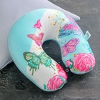 Подголовник антистресс «Бабочки»