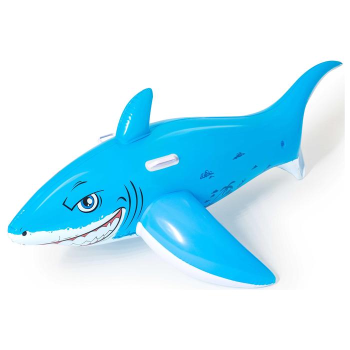 Игрушка для плавания «Акула», 157 х 71 см, 41032 Bestway