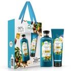 Набор Herbal Essences: Шампунь, 400 мл, Бальзам «Марокканское аргановое масло», 180 мл