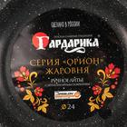 Жаровня Гардарика «Орион», d=24 см, антипригарное покрытие - фото 735398