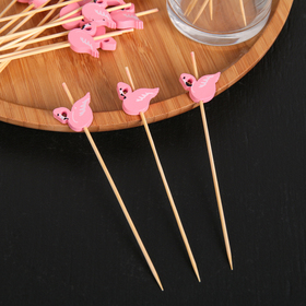 {{photo.Alt || photo.Description || 'Шпажки «Розовый фламинго», 12 см, набор 25 шт'}}