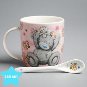 Set of a mug with a spoon Me To You
