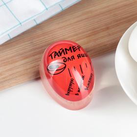 Таймер для варки яиц 5×4×3 см Ош