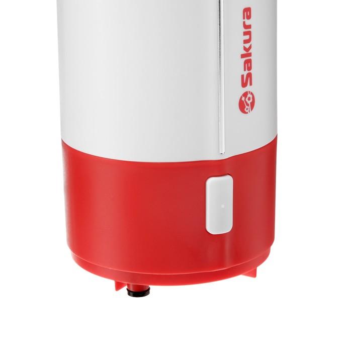 Кофемолка Sakura SA-6160WR 150 Вт, 50 гр, красный - фото 150308203