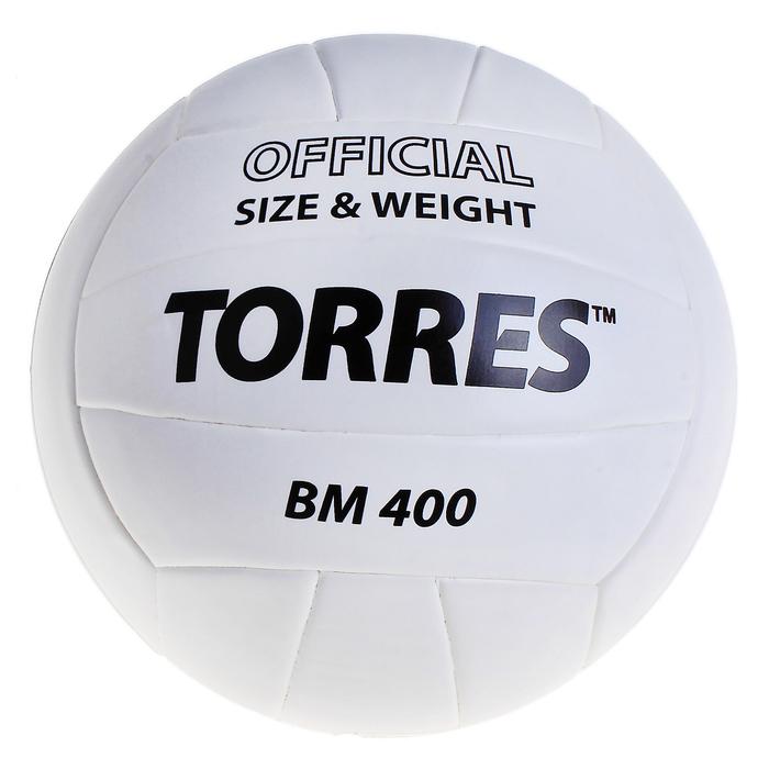 Мяч волейбольный Torres BM400, V30015, размер 5