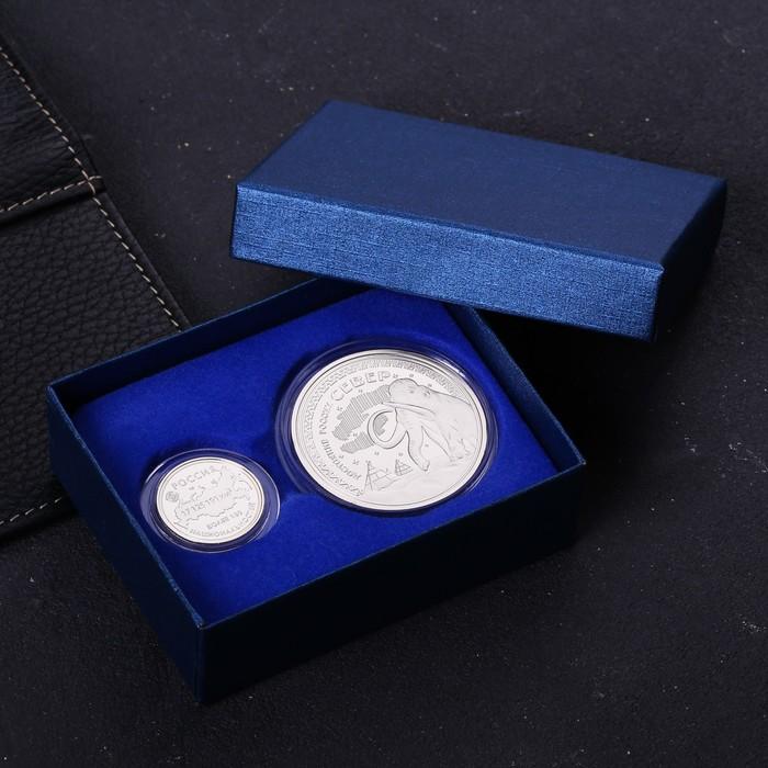 Набор монет подарочный «Север», 2 шт