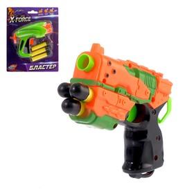 Бластер «Софт», стреляет мягкими пулями, МИКС