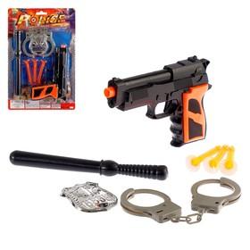Набор полицейского «Городской патруль»