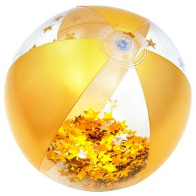 Мяч надувной Glitter Fusion, d=41 см, цвета МИКС, 31050 Bestway