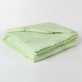Одеяло Эконом Бамбук 140х205 см, полиэфирное волокно, 100гр/м, пэ 100%