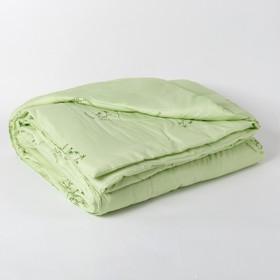 Одеяло Эконом Бамбук 172х205 см, полиэфирное волокно, 100гр/м, пэ 100%