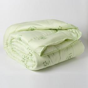 Одеяло Эконом Бамбук 172х205 см, полиэфирное волокно, 300гр/м, пэ 100%