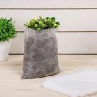 Package for seedlings 0.9 l 16*18 cm, 30 g/m2 (packing 20pcs)