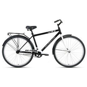 """Велосипед 28"""" Altair City high, 2020, цвет чёрный/серый, размер 19"""""""