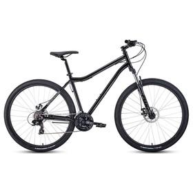 "Велосипед 29"" Forward Sporting 2.0 disc, 2020, цвет чёрный, размер 17"""