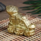 "Netsuke Ltd bronze ""ruyi Scepter"" 6,2х4х9,2 cm"
