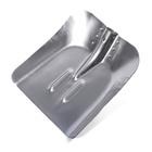 Лопата алюминиевая, тулейка 40 мм, без черенка